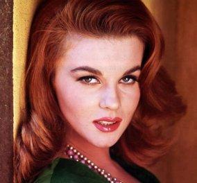 Η ωραιότερη κοκκινομάλα Αν Μάργκρετ και άλλες 200 φωτό με τις πιο στυλάτες σταρ όλων των εποχών - Κυρίως Φωτογραφία - Gallery - Video