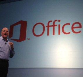Με επεξεργασία PDF, υπηρεσίες cloud computing και Skype το νέο Office 15 - Κυρίως Φωτογραφία - Gallery - Video