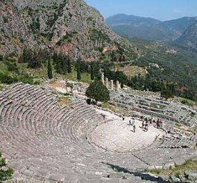 Το Σάββατο ανοίγει το υπέροχο Αρχαίο Θέατρο Δελφών μετά από 20 χρόνια - Κυρίως Φωτογραφία - Gallery - Video