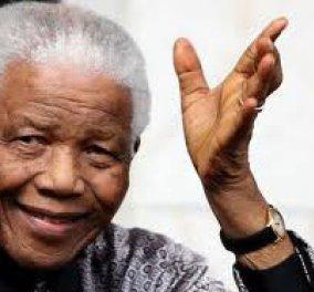 Happy Birthday Nelson Mandela σήμερα 94 - Κυρίως Φωτογραφία - Gallery - Video