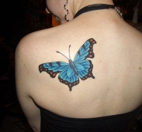 Δειτε 130 ''διάσημα'' tattoos και διαλέξτε για το καλοκαίρι ! - Κυρίως Φωτογραφία - Gallery - Video