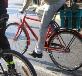 Θεσσαλονίκη πόλη για ποδηλάτες και με Ευρωπαϊκή βούλα - Κυρίως Φωτογραφία - Gallery - Video