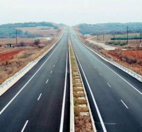 Σήμερα παραδίδεται το οδικό τμήμα Κυπαρισσίας-Καλαμάτας - Κυρίως Φωτογραφία - Gallery - Video