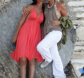 H Eιρήνη Νικολοπούλου μιλάει για το καλοκαίρι της ζωής της & φωτογραφίζεται με την κόρη της - Κυρίως Φωτογραφία - Gallery - Video