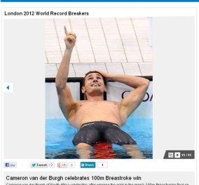 Δείτε τους Χρυσούς Ολυμπιονίκες του Λονδίνου μέχρι στιγμής!! - Κυρίως Φωτογραφία - Gallery - Video