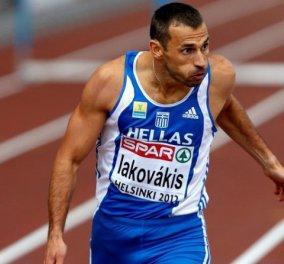 Ιακωβάκης: ''Είναι πολλά 15 χρόνια πρωταθλητισμού'' - Κυρίως Φωτογραφία - Gallery - Video