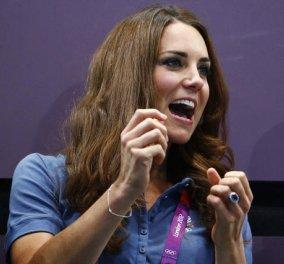 Kate: Η πιο φανατική θεατής των Ολυμπιακών Αγώνων - Κυρίως Φωτογραφία - Gallery - Video