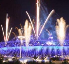 George Michael, Spice Girls, The Who στην τελετή λήξης των Ολυμπιακών Αγώνων του Λονδίνου - Κυρίως Φωτογραφία - Gallery - Video