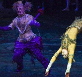 Τόσο μεγάλη η ζήτηση για το Cirque du Soleil ώστε προστέθηκαν 6 παραστάσεις! - Κυρίως Φωτογραφία - Gallery - Video