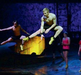 Από σήμερα Alegria και χαρά στην Αθήνα... με το Τσίρκο του Ήλιου... Μη βιάζεστε... - Κυρίως Φωτογραφία - Gallery - Video