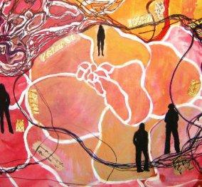 Τα ''Δρώμενα Τέχνης'' ταξίδεψαν στη Μύκονο! - Κυρίως Φωτογραφία - Gallery - Video