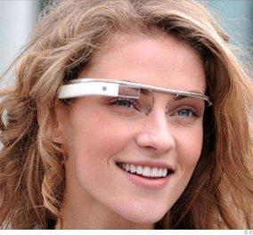 Τα smartglasses της Google για πρώτη φορά σε επίδειξη μόδας - Κυρίως Φωτογραφία - Gallery - Video