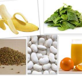 Σε ποιές τροφές βρίσκουμε κάλιο για να κρατάμε χαμηλή την πίεση - Κυρίως Φωτογραφία - Gallery - Video