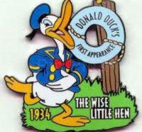 Donald Duck: 78 χρόνια από την ''γέννηση'' του πιο άτυχου, γκρινιάρη, γκαφατζή παπιού στον κόσμο!!! - Κυρίως Φωτογραφία - Gallery - Video