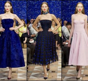 Tι πρότεινε ο οίκος Christian Dior για τις γυναίκες, τον πρώτο χειμώνα χωρίς τον Galliano του; - Κυρίως Φωτογραφία - Gallery - Video
