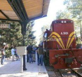 ''Το τρένο φεύγει στις... 8'' - Ταξίδι για την Καλαμάτα από τον παλιό σιδηροδρομικό σταθμό Τρίπολης - Κυρίως Φωτογραφία - Gallery - Video
