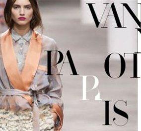 Εβδομάδα Μόδας στο Παρίσι: Τα μεταξωτά του Dries Van Noten - Κυρίως Φωτογραφία - Gallery - Video