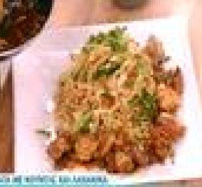 Για τους βιαστικούς μάγειρες : τρία γεύματα των 5 λεπτών από τον Βασίλη Καλλίδη! - Κυρίως Φωτογραφία - Gallery - Video