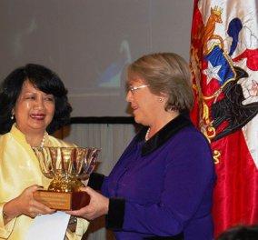 Irene Natividad: Τι είχε πει η πρόεδρος του Global Summit of Women στο blog μου για την κρίση και την Ελλάδα - Κυρίως Φωτογραφία - Gallery - Video