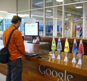 Ας Googl-άρουμε λοιπόν στο μαγικό στρατηγείο της Google -best working place by far ! - Κυρίως Φωτογραφία - Gallery - Video