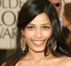 Η καλλονή του Bollywood Freida Pinto γιόρτασε τα γενέθλιά της και εμείς την κάνουμε post! - Κυρίως Φωτογραφία - Gallery - Video