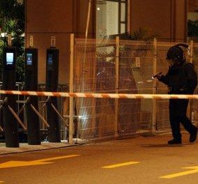 Η Αναρχική Κοινοπραξία Επίθεσης ανέλαβε την ευθύνη για τη βομβιστική απόπειρα στη Eurobank στο Χαλάνδρι! - Κυρίως Φωτογραφία - Gallery - Video