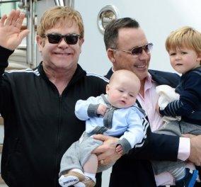 Το μεγαλύτερο ''ξεκατίνιασμα'' της διεθνούς showbiz: Sir Elton John και σύζυγος εναντίον Dolce & Gabbana! - Κυρίως Φωτογραφία - Gallery - Video