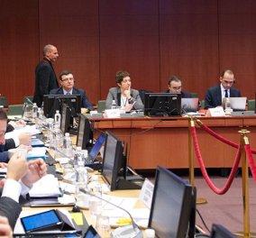 Αχτίδα αισιοδοξίας στο σημερινό Eurogroup - Πώς ο... τηλεμαραθώνιος του Α. Τσίπρα με Μέρκελ, Ολάντ & Ρέντσι ίσως ρίξει φως στο τούνελ! - Κυρίως Φωτογραφία - Gallery - Video