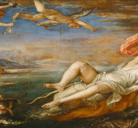 Greek Mythos: Η αρπαγή της Ευρώπης - Πώς ο βασιλιάς των θεών, Δίας, μεταμορφώθηκε σε λευκό ταύρο για να την κλέψει; - Κυρίως Φωτογραφία - Gallery - Video