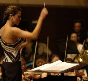 Η μουσικός Ευγενία Μανωλίδου σε μια συναρπαστική ψηφιακή παράσταση στο Ευγενίδειο για το έτος Φωτός & Τεχνολογιών - Κυρίως Φωτογραφία - Gallery - Video