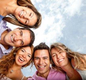 Οι φίλοι κάνουν... περισσότερο καλό από... τους συγγενείς - Συμβάλλουν στην ψυχική ηρεμία και τη μακροζωία - Κυρίως Φωτογραφία - Gallery - Video