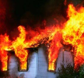 Λέσβος: Ηλικιωμένες βρήκαν φρικτό θάνατο προσπαθώντας να ζεσταθούν - Κάηκαν ζωντανές από το μαγκάλι τους - Κυρίως Φωτογραφία - Gallery - Video