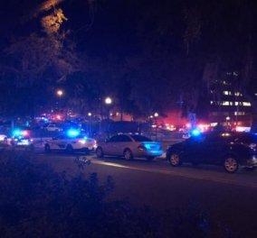 Φλόριντα: Βίντεο ντοκουμέντο από την εισβολή ενόπλου στο πανεπιστήμιο - τρεις τραυματίες - νεκρός ο δράστης! (φωτό - βίντεο) - Κυρίως Φωτογραφία - Gallery - Video