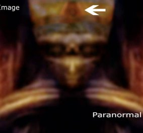 Βίντεο - αποκάλυψη: Περίεργη οντότητα αποκωδικοποιήθηκε στο πίνακα της Μόνα Λίζα - Κυρίως Φωτογραφία - Gallery - Video