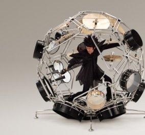 """Καταπληκτικό! Πώς o Γιαπωνέζικος κολοσσός Yamaha """"πάντρεψε"""" τις μοτοσυκλέτες με τα μουσικά της όργανα: Οργασμός design! (Φωτό) - Κυρίως Φωτογραφία - Gallery - Video"""