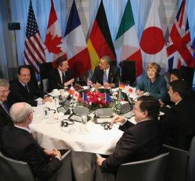 ''Πλανητικό'' το ελληνικό ζήτημα - Διάσκεψη των G7 με το μυαλό στην Ελλάδα - Κυρίως Φωτογραφία - Gallery - Video