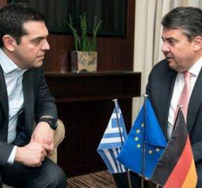 """Γκάμπριελ: """"Η Ελλάδα διαπραγματεύεται με το Eurogroup και όχι με εμάς"""" - Κυρίως Φωτογραφία - Gallery - Video"""