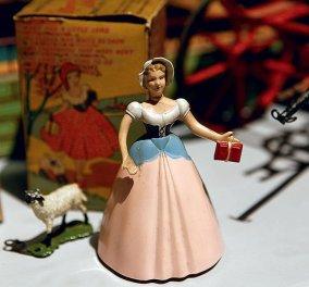 Toy Stories: Παιχνίδια που έγραψαν ιστορία: Από τον τσίγκινο Άγιο Βασίλη ως τα μολυβένια στρατιωτάκια! - Κυρίως Φωτογραφία - Gallery - Video