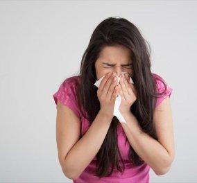 Ποιες οι διαφορές ανάμεσα στον ιο της γρίπης και στο κρυολόγημα; Έτσι θα τα ξεχωρίζετε και θα προφυλαχθείτε! - Κυρίως Φωτογραφία - Gallery - Video