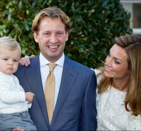 Όταν η Βασιλική Οικογένεια της Ολλανδίας βάφτισε τον τρίτο εγγονό της, όλα τα βασιλοπουλάκια, οι πριγκιποπούλες & οι δεσποινιδούλες του παλατιού, έβαλαν τα καλά τους & χαμογέλασαν ταπεινά! (φωτό) - Κυρίως Φωτογραφία - Gallery - Video