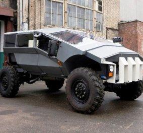 ΖIL vs Hummer: Η ρωσική «αρκούδα» των δρόμων ζυγίζει 4,5 τόνους, έχει ύψος 2,5 μέτρα και είναι η «απάντηση» στην αμερικανική πολεμική μηχανή! - Κυρίως Φωτογραφία - Gallery - Video