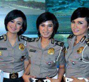 Απίστευτο: Έλεγχος... παρθενίας σε υποψήφιες αστυνομικούς στην Ινδονησία - Τι άλλο θα δούνε τα ματάκια μας! (βίντεο) - Κυρίως Φωτογραφία - Gallery - Video