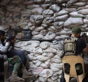 Νέο χτύπημα των τζιχαντιστών στη Συρία με τουλάχιστον 17 νεκρούς! - Κυρίως Φωτογραφία - Gallery - Video