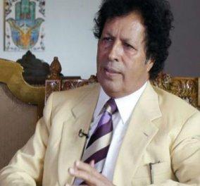 Ο ξάδελφος, Αχμέντ Καντάφι: Η Ευρώπη θα ζήσει μία 11η Σεπτεμβρίου σε δύο χρόνια - Κυρίως Φωτογραφία - Gallery - Video
