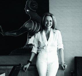 Top Woman η Έλενα Κάρουλα: Μεταμορφώνει σε ονειρικούς χώρους κατοικίες, τράπεζες ακόμα και κρεοπωλεία! - Κυρίως Φωτογραφία - Gallery - Video