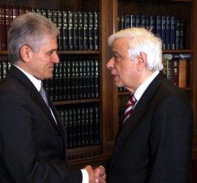 Πρόεδρος της Δημοκρατίας: Η πορεία της Ελλάδας είναι μέσα στην Ευρωπαϊκή Ένωση - Κυρίως Φωτογραφία - Gallery - Video