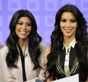 Γέννησε η Kourtney Kardashian - Θεία για 3η φορά έγινε η Kim! - Κυρίως Φωτογραφία - Gallery - Video