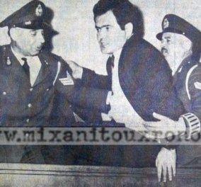 """""""Λίγα λεπτά ελευθερίας να είχα και θα σας σκότωνα όλους - Θα σας έσφαζα και θα σας έπινα το αίμα"""" - Το έγκλημα πάθους που συγκλόνισε την Ελλάδα το 1970! - Κυρίως Φωτογραφία - Gallery - Video"""