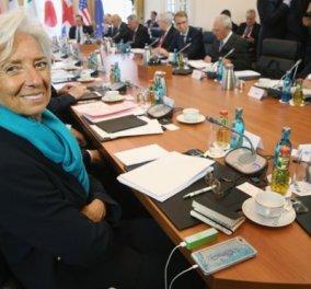 Καταφθάνει η Λαγκάρντ στη Γερμανία & επανέρχεται στο μενού των G7 το ελληνικό ζήτημα - Κυρίως Φωτογραφία - Gallery - Video