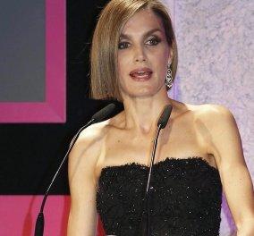 Λετίσια: Τι συμβαίνει με την βασίλισσα της Ισπανίας & γιατί η Bild την χαρακτήρισε ''κοκαλιάρα''! - Κυρίως Φωτογραφία - Gallery - Video